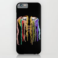 iPhone Cases featuring Tears by Marianna