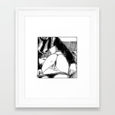 Apollonia Saintclair 368… Framed Art Print