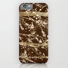 Make it Through (woodland brown edition) Slim Case iPhone 6s