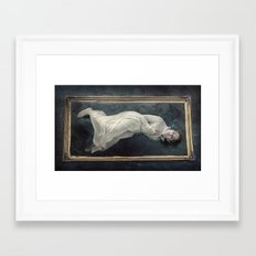 The Constraints of Enclosure Framed Art Print