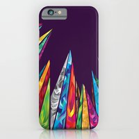 iPhone & iPod Case featuring Up to the mountains by Joe Van Wetering