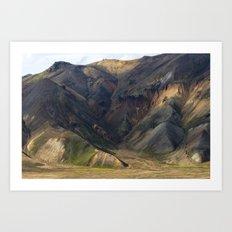 ICELAND VI Art Print