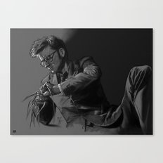 Jiggery Pokery - Doctor Who Canvas Print