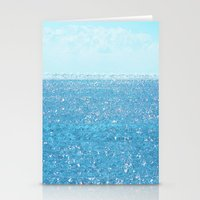Crystal Pure Stationery Cards