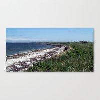 Scuthvie Bay and Start Point Canvas Print