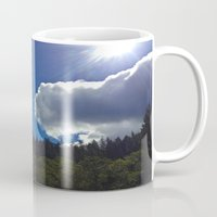 Sunny Clouds Mug