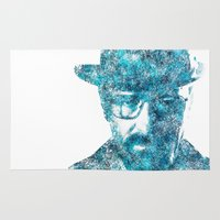 Walter White Made Of Sky… Rug