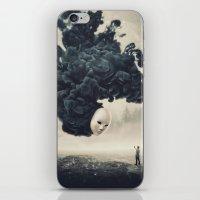 The Selfie Dark Surrealism iPhone & iPod Skin