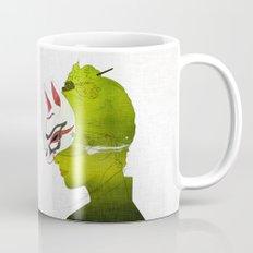 Fox Mask _side face Mug