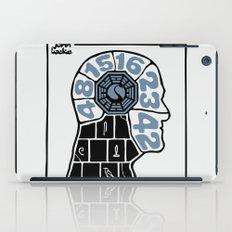 Push The Button iPad Case