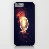 iPhone & iPod Case featuring Bright Ideas by Sir Harvey Fitz