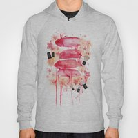 Bleeding lips Hoody