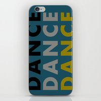 Dance Until You're Dead … iPhone & iPod Skin