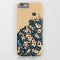 iPhone & iPod Case featuring Leave no one behind by Komson