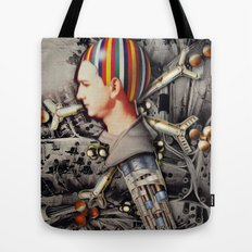 My Precious | Collage Tote Bag