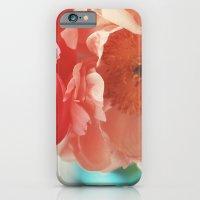 Paeonia #4 iPhone 6 Slim Case
