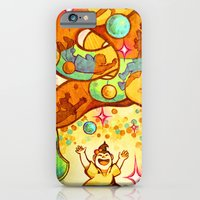 iPhone & iPod Case featuring Utopia by CKellyIllustration