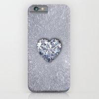 iPhone & iPod Case featuring Diamond Love by Elena Indolfi