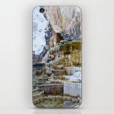 Yellowstone Hot Springs iPhone & iPod Skin