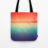 Lapse In Perception Tote Bag