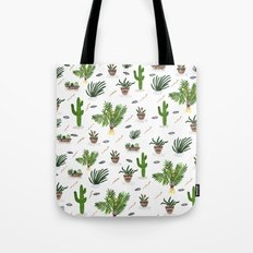 PLANTS ARE MY FRIENDS Tote Bag