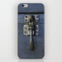 latch iPhone & iPod Skin