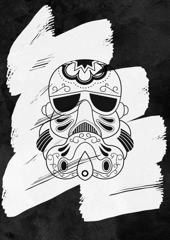 Storm Trooper #3 Art Print