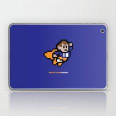 8-Bit: Super Man(ning) Laptop & iPad Skin
