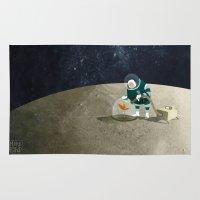 The Space Gardener Rug