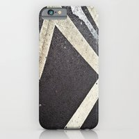 iPhone & iPod Case featuring Crosswalk by Michael Moreno