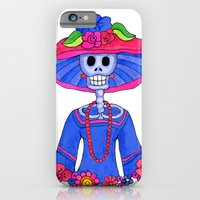 Catrina Doña Adela iPhone 6 Slim Case