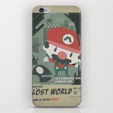 mario bros 4 fan art iPhone & iPod Skin