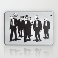 Walt's Protection Crew Laptop & iPad Skin