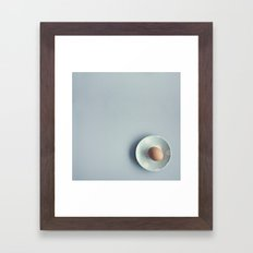 The Egg Framed Art Print