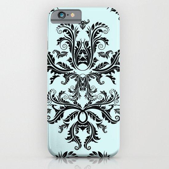 Damask Pattern iPhone & iPod Case