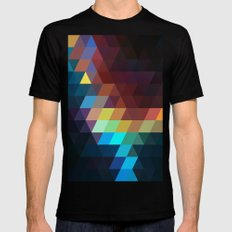color story - spectrum Black Mens Fitted Tee SMALL
