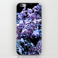 iPhone & iPod Skin featuring White Winter by lokiandmephotography