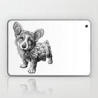 Corgi Puppy Laptop & iPad Skin