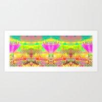 Sunstroke Art Print