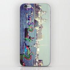 Baltimore Inner Harbor iPhone & iPod Skin