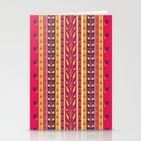 Palmette Stationery Cards