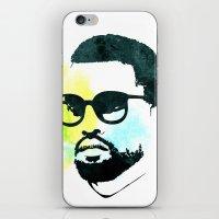 K' iPhone & iPod Skin