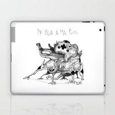 Mc Blob a ma Puss Laptop & iPad Skin