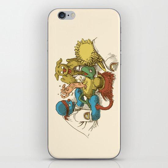 Open Sesame iPhone & iPod Skin