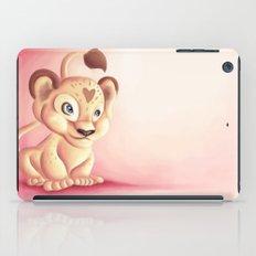 Lena Lioness iPad Case