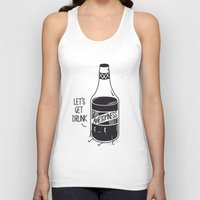 Pure awesomness Unisex Tank Top