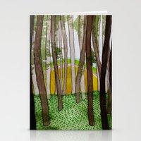 Landscapes / Nr. 5 Stationery Cards