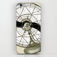 Fan - tastic iPhone & iPod Skin