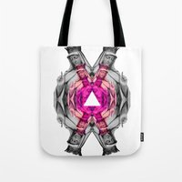 ❤ Pink Mary ❤ Tote Bag