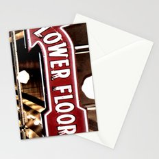 Which way is Up?... Stationery Cards